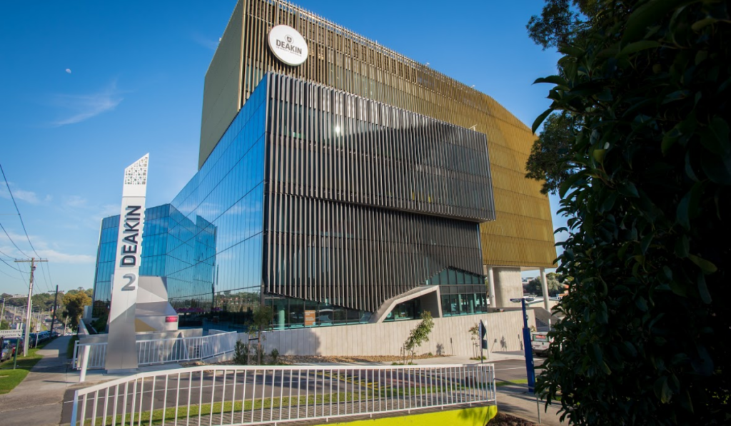 Deakin University Cybersecurity internship