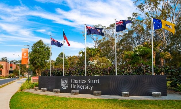 IT Masters and Charles Sturt University cybersecurity internship