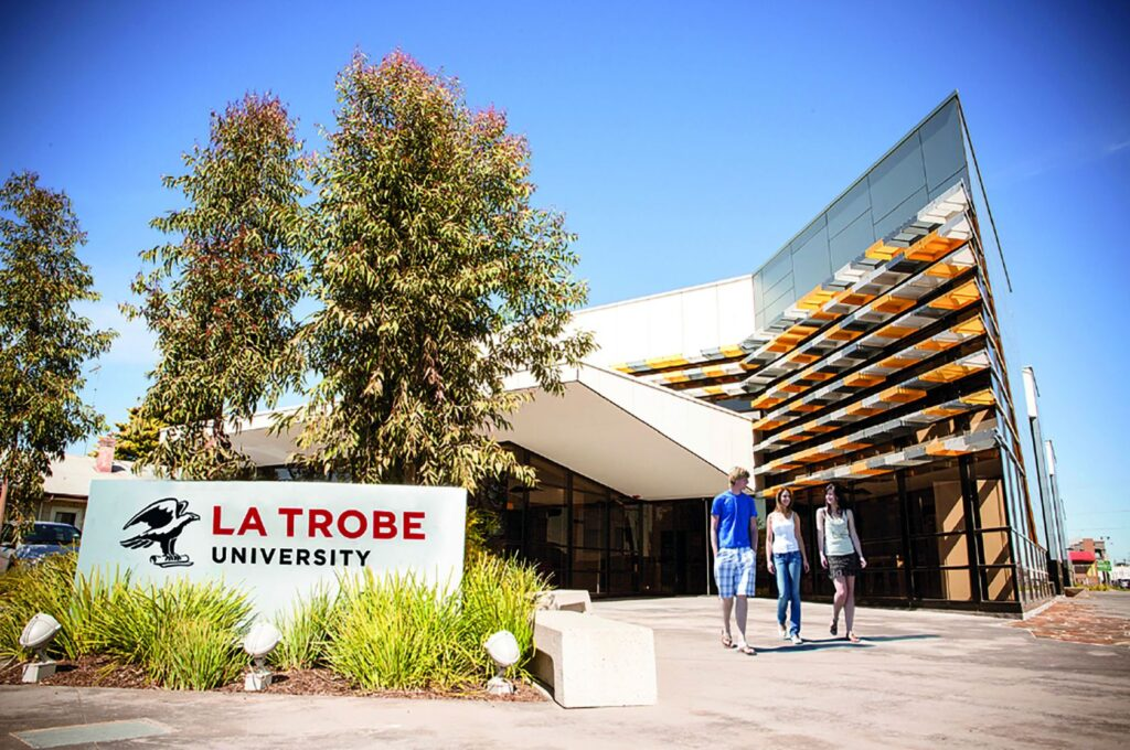 La Trobe University data science internship