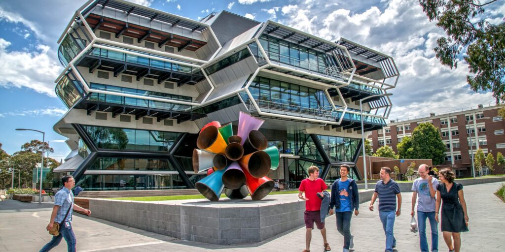 Monash University Data science internship