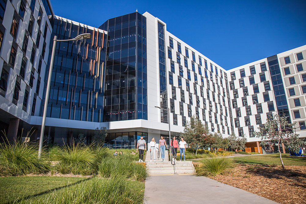 The University of Canberra Cybersecurity internship